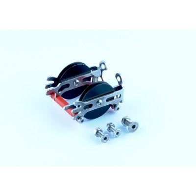 Kit testata Invert Mr Carbon / Mr Iron / Monoscocca